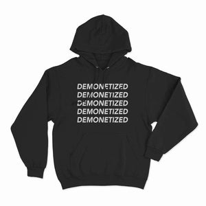 Jason Nash Demonetized Hoodie