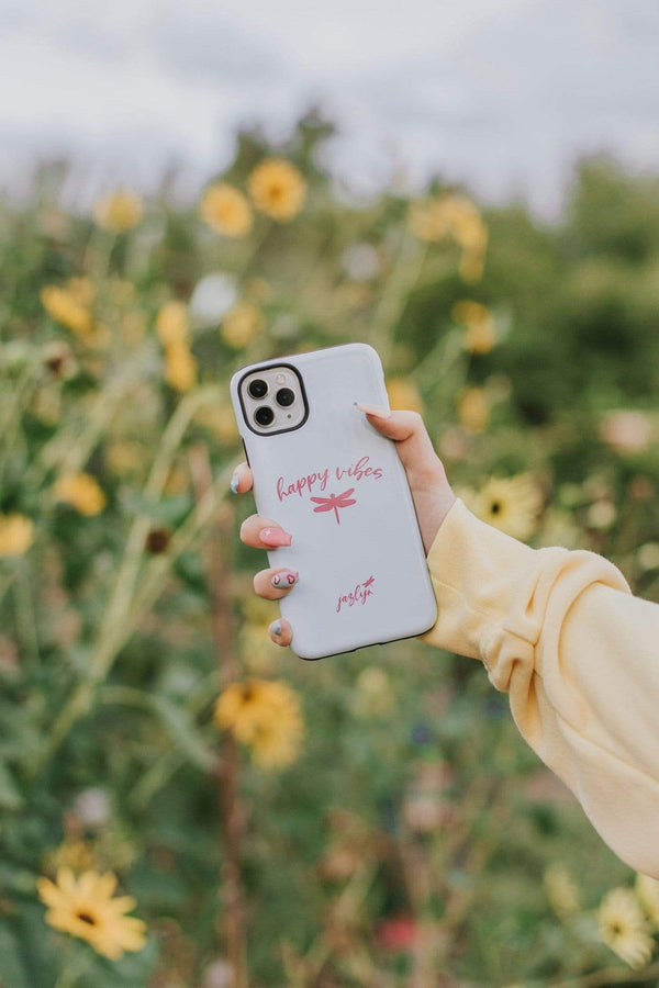 Jazlyn Jade 'Happy Vibes' Phone Case