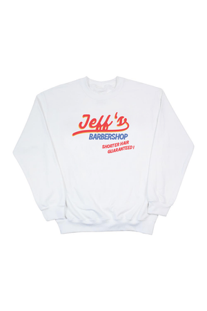 Jeff Wittek: Shorter Hair Guaranteed Crewneck