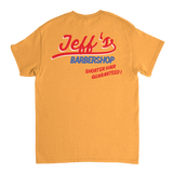 Jeff Wittek: Shorter Hair Guaranteed Mustard Tee