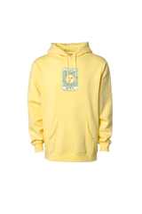 JenerationDIY: Exclusive ELOS Sun Yellow Hoodie