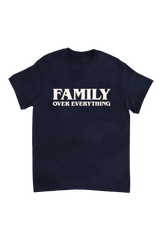 Joey Sasso Family Over Everything Shirt