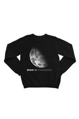 Josh Peck SHUA Space Camp Black Crewneck