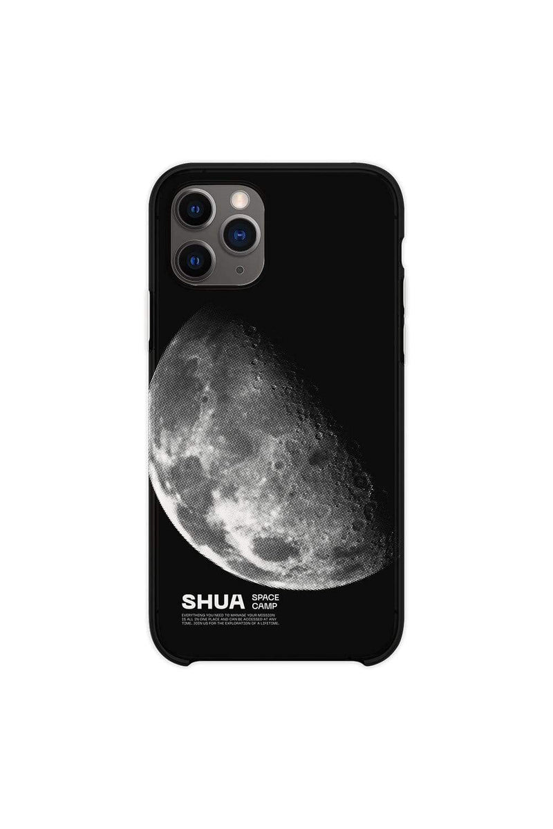 Josh Peck SHUA Space Camp Black Phone Case