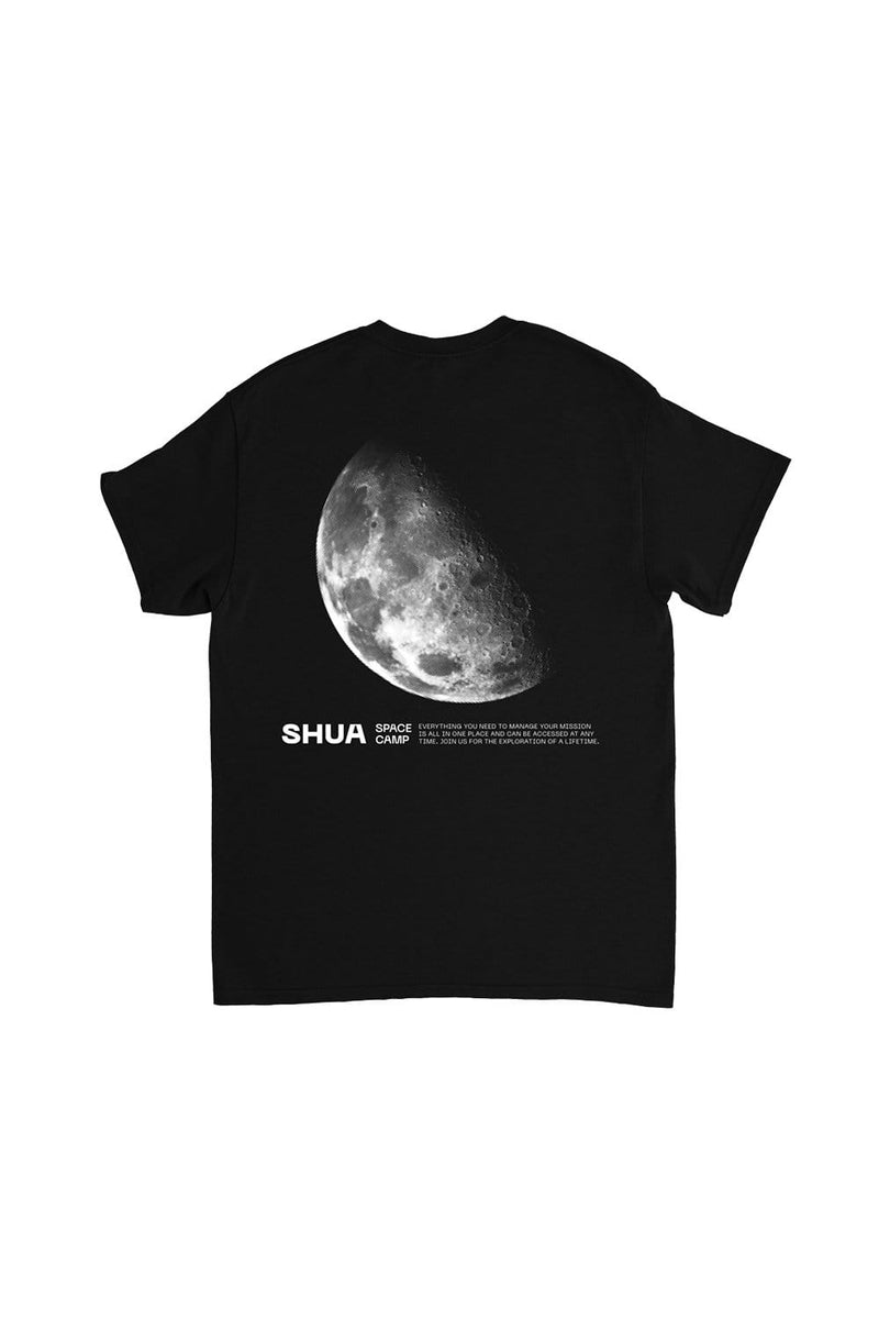 Josh Peck SHUA Space Camp Black T-Shirt