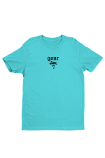 Katrina Stuart Signature 'Gone' Blue Shirt