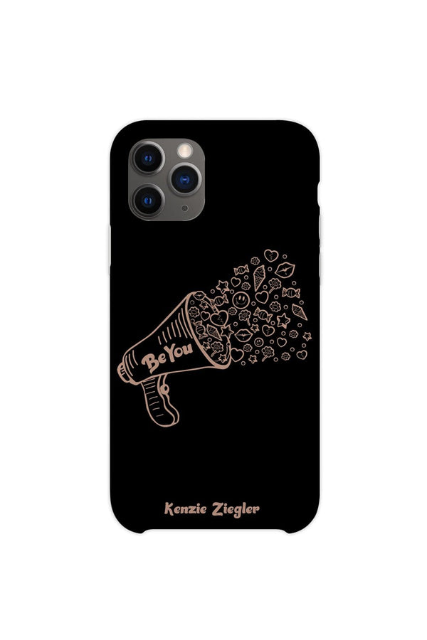 Kenzie Ziegler: Purple Be U Phone Case