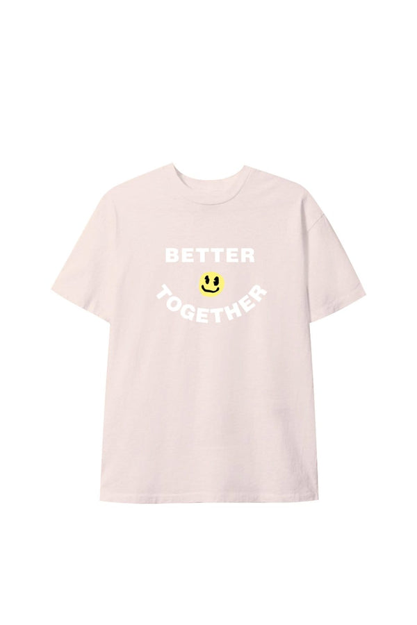 XPLR X KNJ: Better Together Pink Shirt