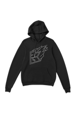 KWEBBELKOP Signature Black and White Hoodie