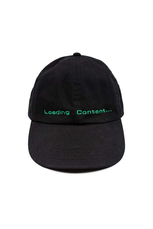 Maddie and Elijah: Loading Content Hat