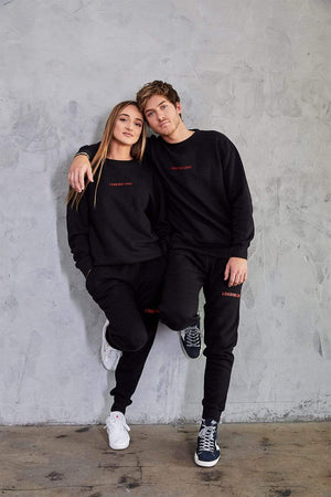 Maddie and Elijah: Loading Love Crewneck
