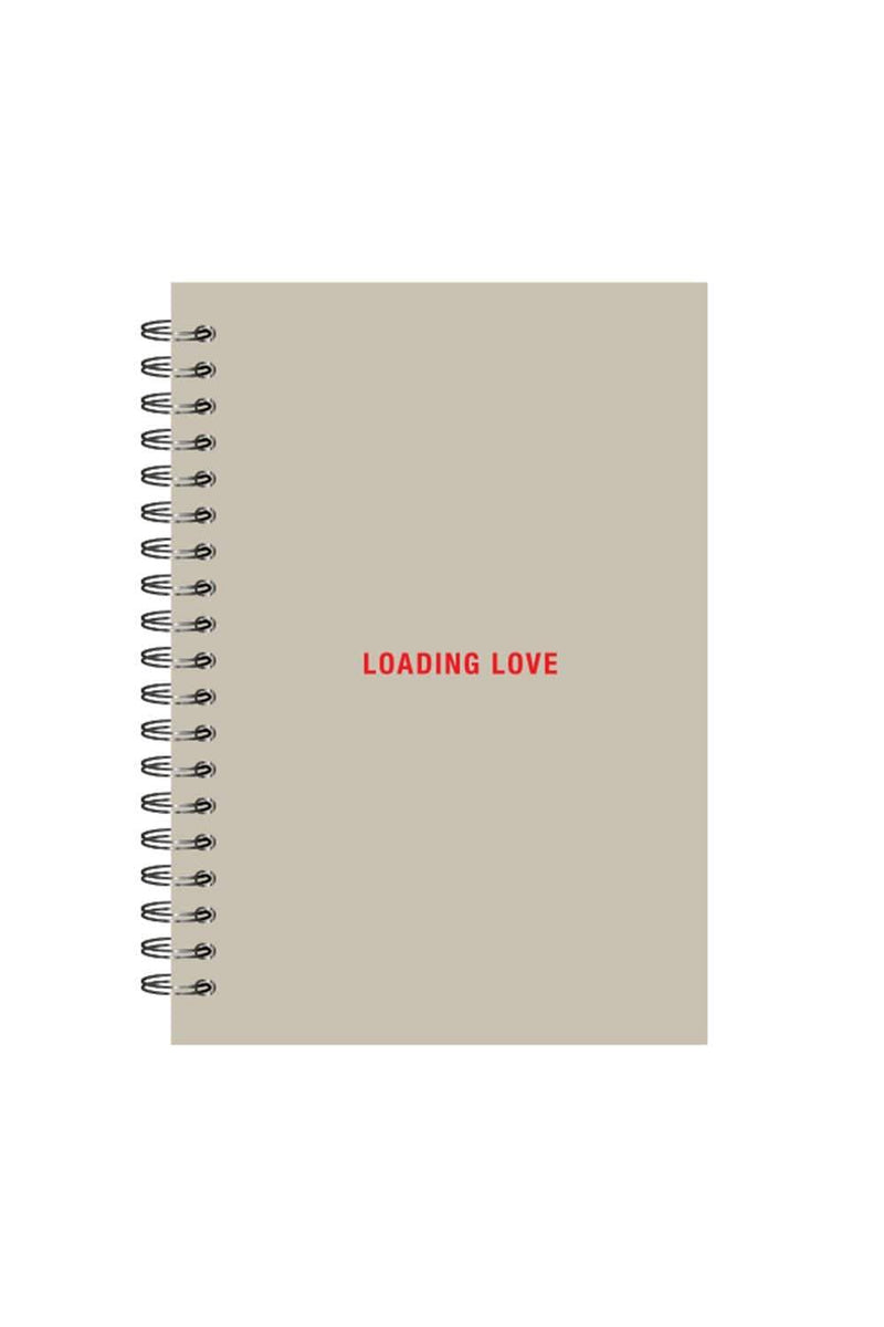 Maddie and Elijah: Loading Love Notebook