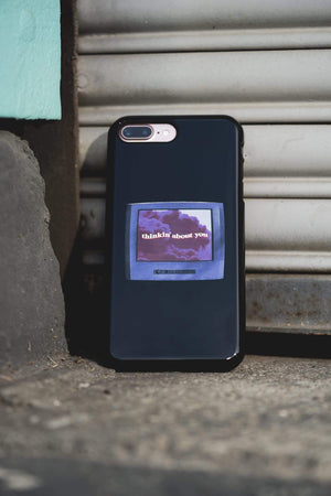 Maddie and Elijah: Thinkin' About You Phone Case