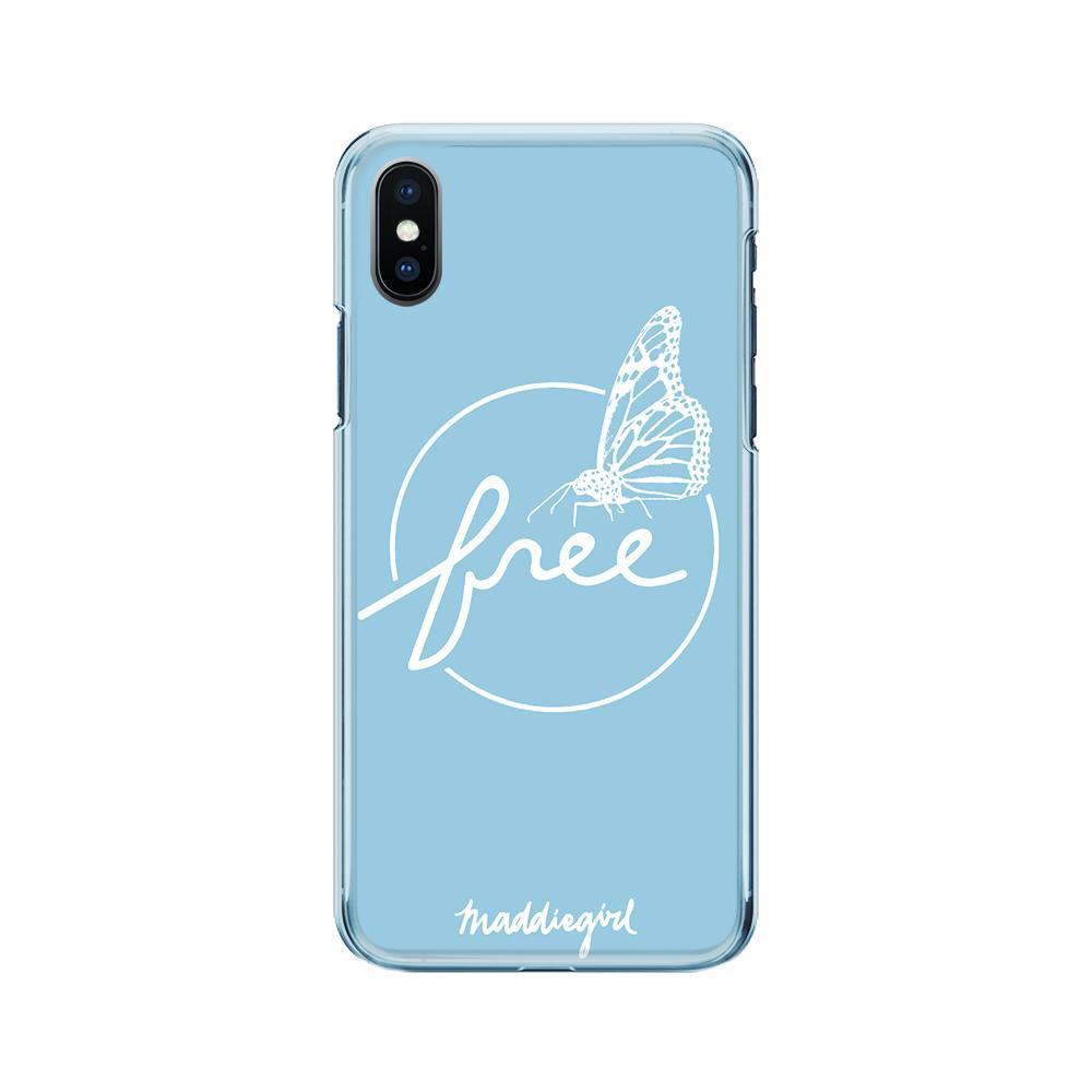 buy popular 93de2 e0929 Maddiegirl Free as a Butterfly Phone Case by Maddie Ziegler