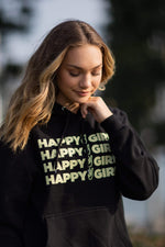 Maddiegirl Happy Girl Hoodie By Maddie Ziegler