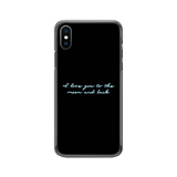 To The Moon Phone Case by Maddie Ziegler
