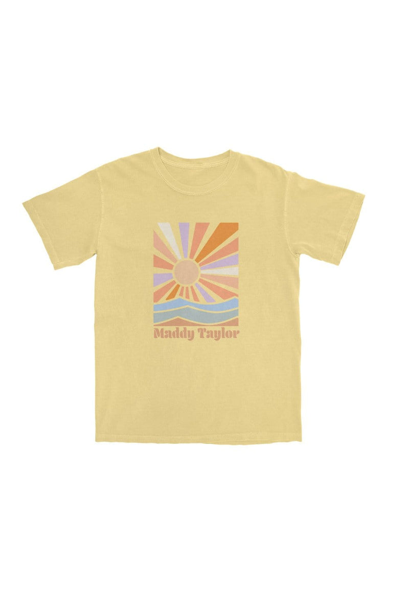 Maddy Taylor Yellow T-Shirt