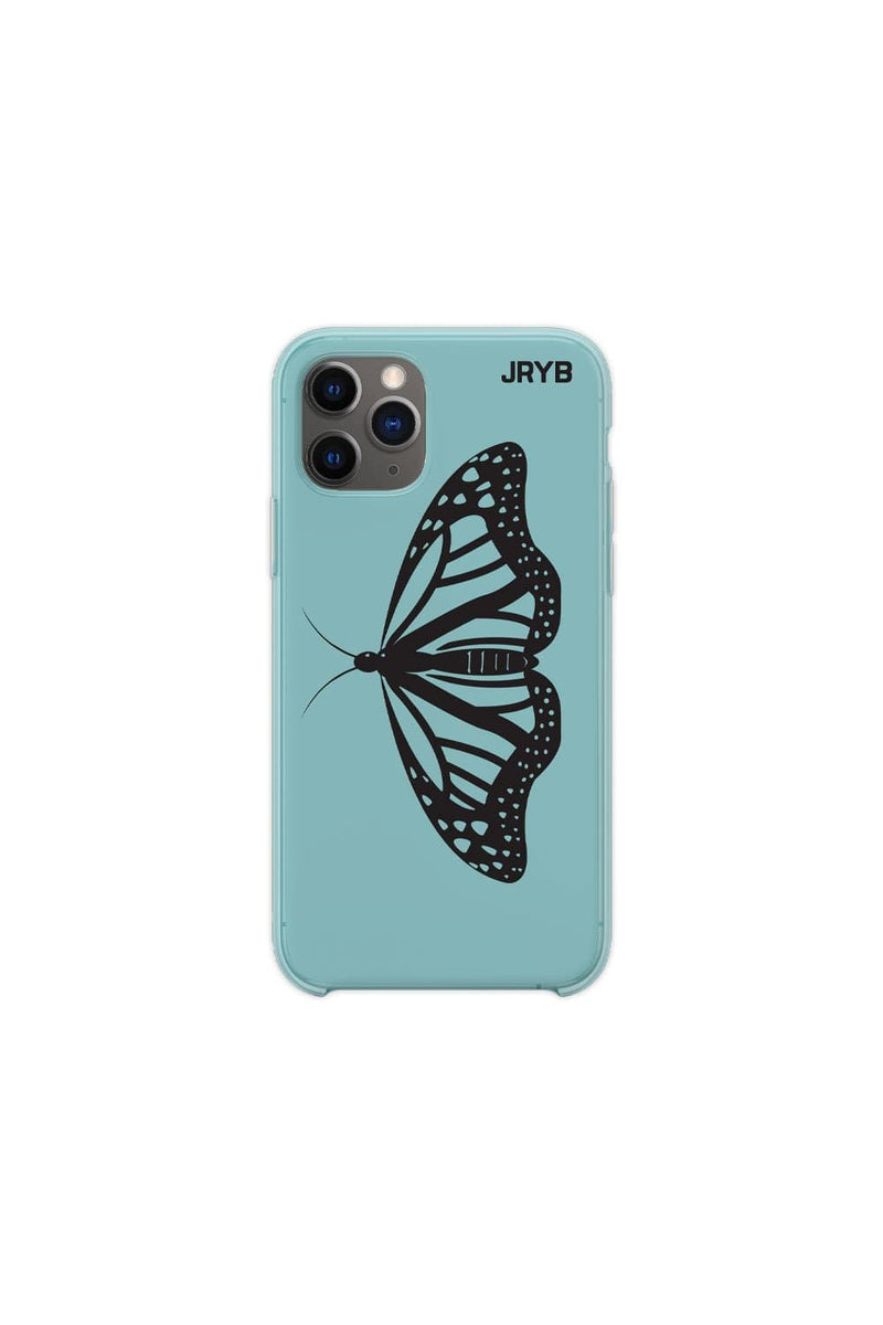 Mads Lewis: Mint Butterfly Phone Case