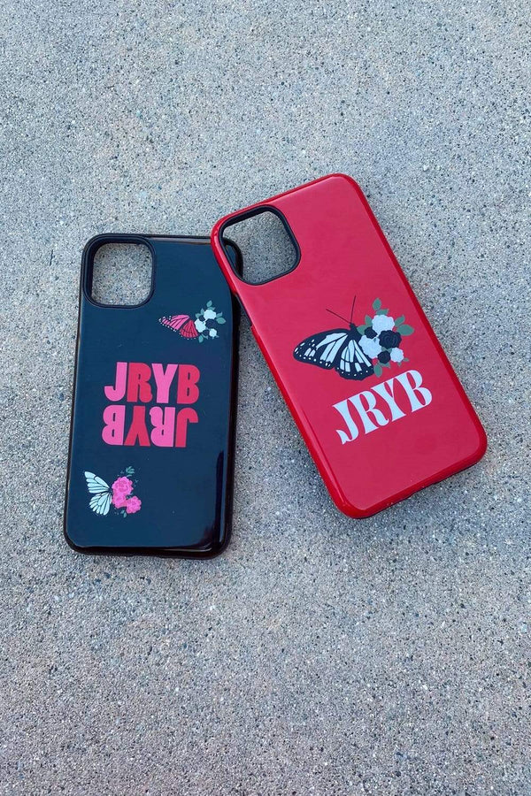 Mads Lewis: Red JRYB Phone Case