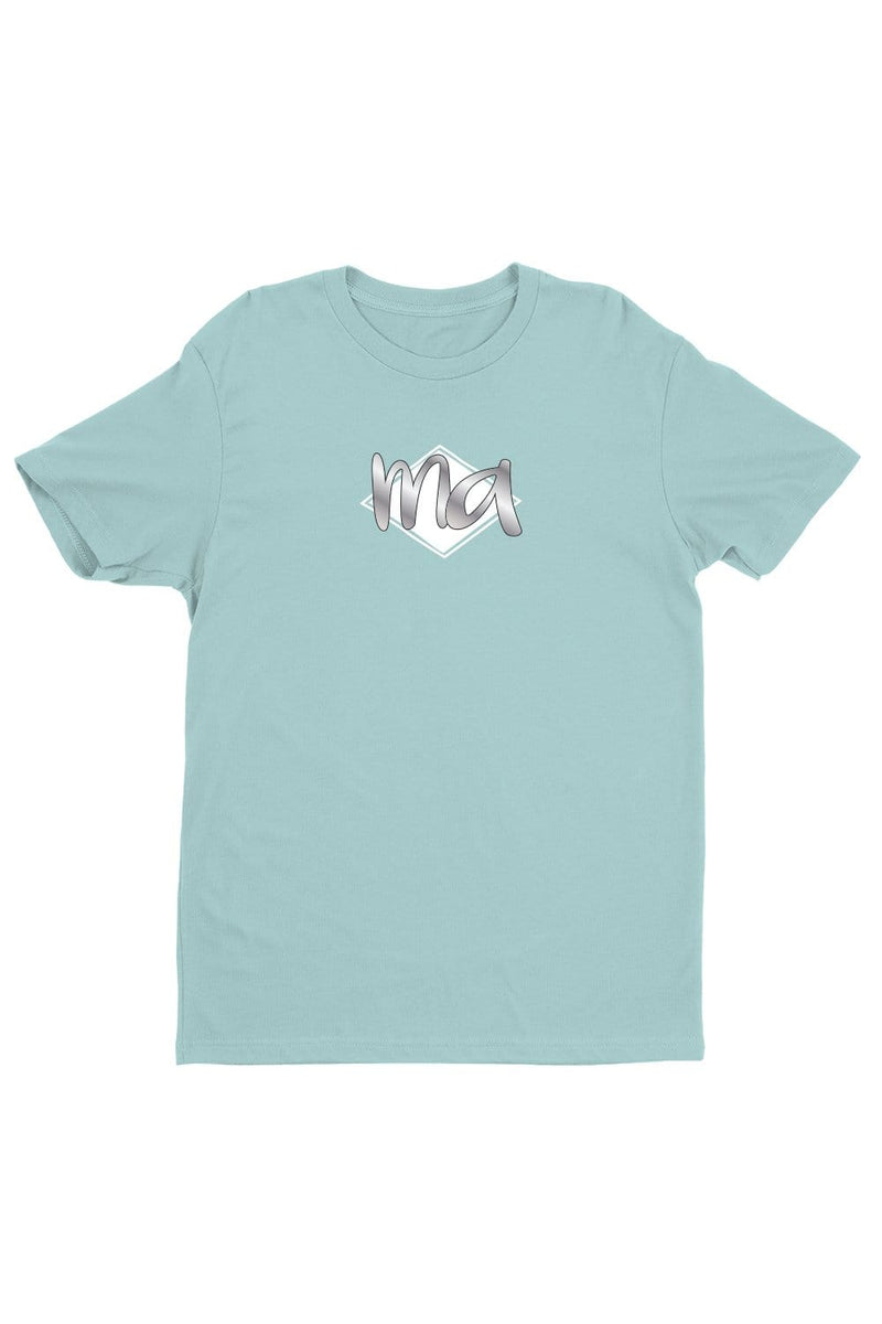 Mark Anastasio: 'M' Light Blue Tee