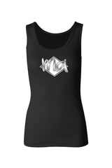 Mark Anastasio: 'MA' Black Tank Top