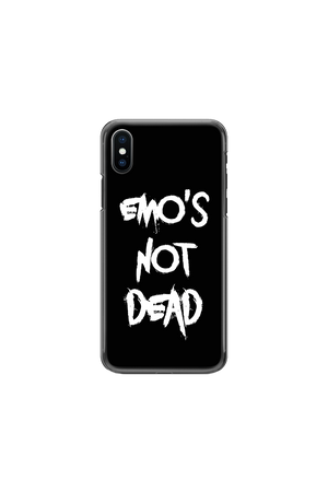 Matt Cutshall Emo's Not Dead Phone Case