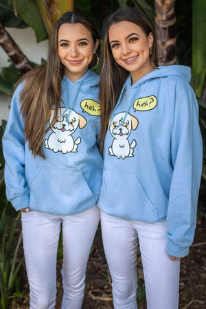 Merrell Twins: Blue Tiger Hoodie
