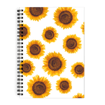 Mia Maples Signature Sunflower Notebook