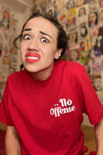 Miranda Sings No Offense Red Shirt