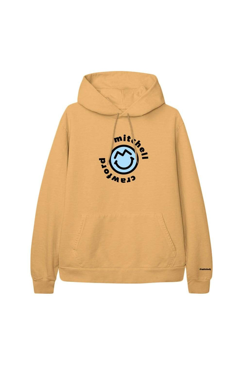 Mitchell Crawford: Collection One Orange Hoodie