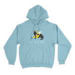 Molly Burke: Gallop Bee Braille Hoodie