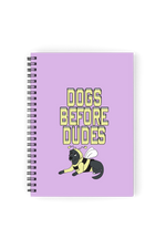 "Molly Burke: Gallop's ""DOGS BEFORE DUDES"" Notebook"
