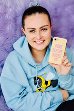 Molly Burke Yellow Phone Case: Gallop Collection