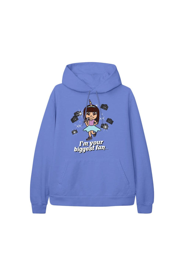 Nick and Sienna I'm Your Biggest Fan Hoodie