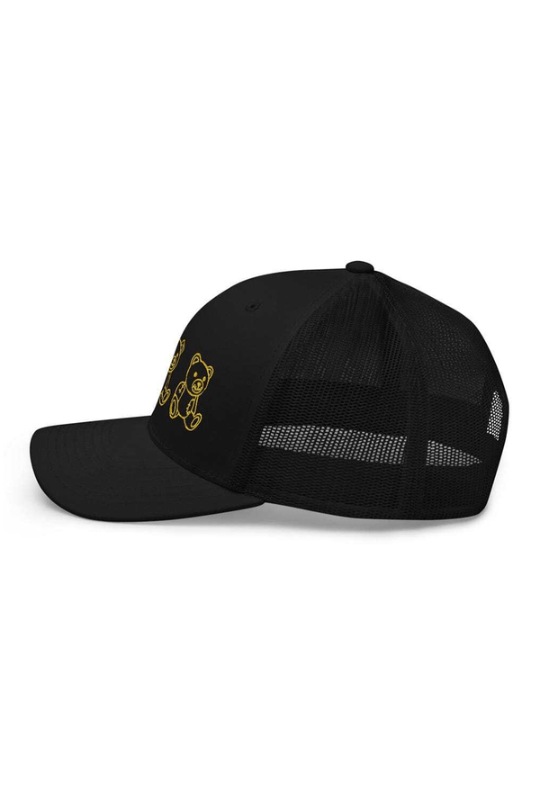 Nick Austin: No Evil Black Trucker Hat