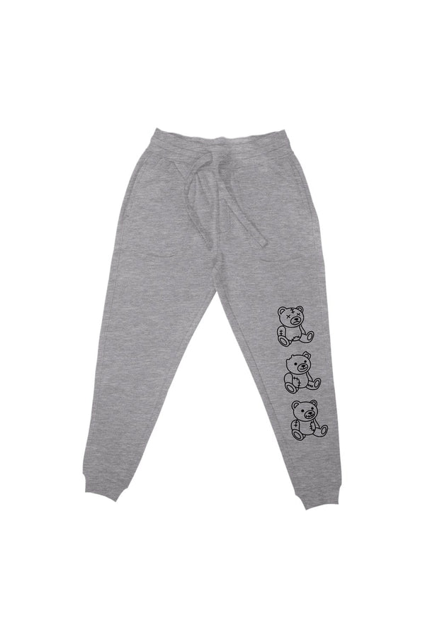 "Nick Austin: ""No Evil"" Grey Jogger"
