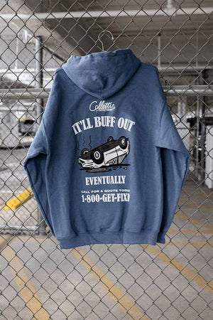 Nick Colletti Auto Body Shop Hoodie