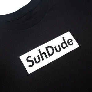 Nick Colletti Black with White Suhpreme Shirt