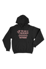 Noen: Great Unknown Hoodie (Black)