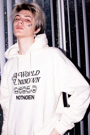 Noen: Great Unknown Hoodie (Bone)