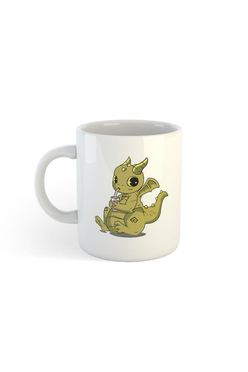 Pami Baby: Green Dragon Mug