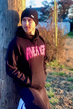 Ryan Abe Limited Edition Average Black Hoodie