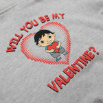 Ryan's World Be My Valentine Hoodie