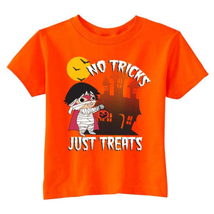Ryan's World Halloween No Tricks Shirt
