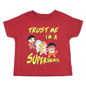 Ryan's World Super Hero Shirt