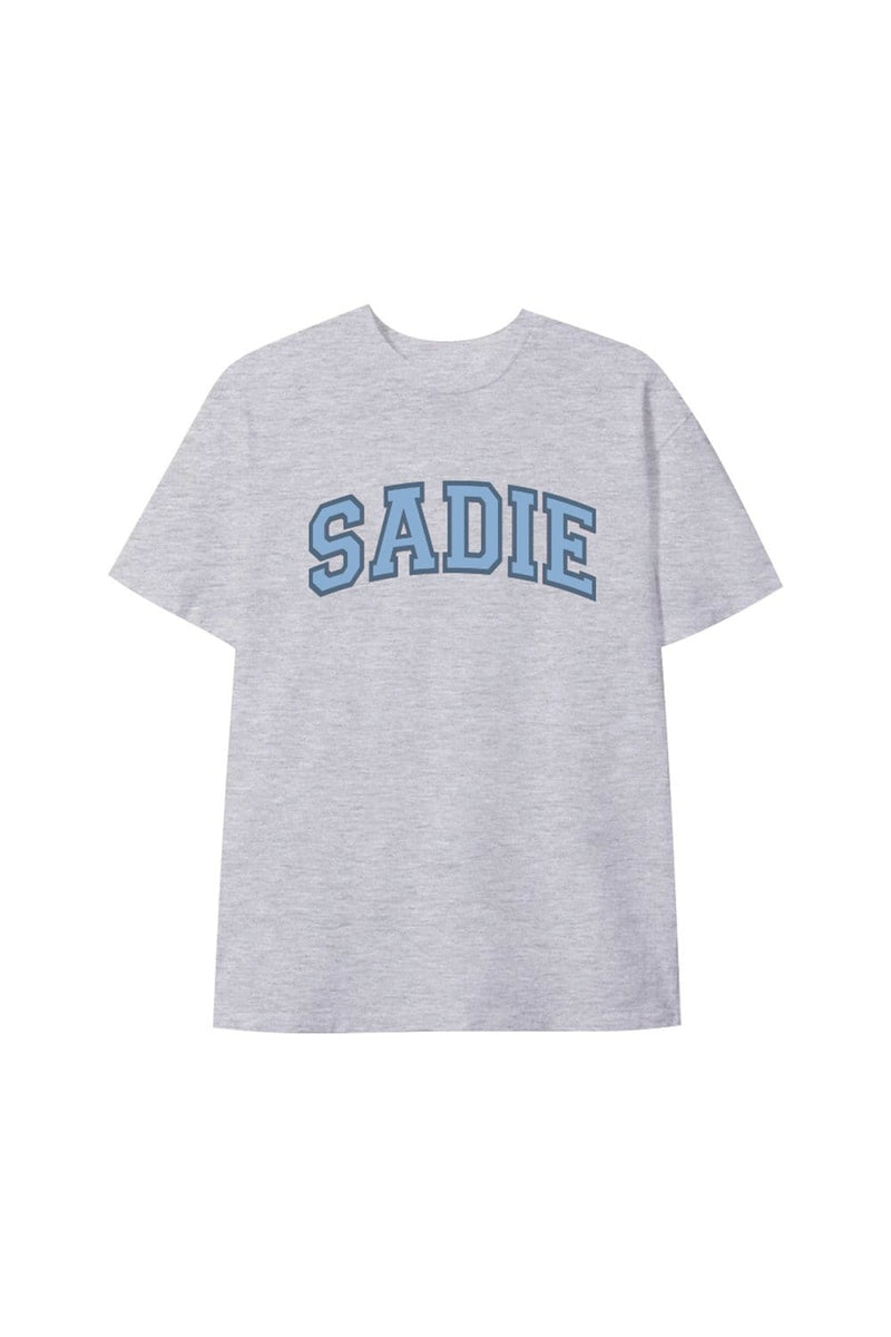 Sadie Crowell 'Sadie' Grey T-Shirt