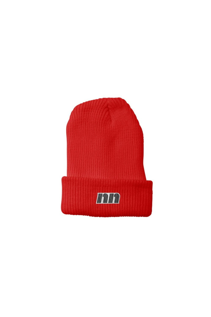 Sam Golbach: Never Normal Red Beanie