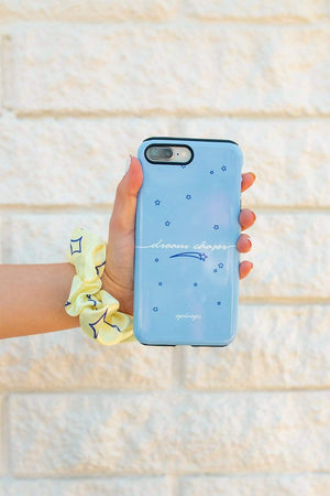 Sydney Serena: Blue Dream Chaser Phone Case