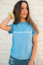 Sydney Serena: Blue Dream Chaser Shirt