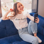 Sydney Serena: Signature Choose Happy Shirt